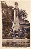 08 - Nouvion Sur Meuse - Le Monument - Frankrijk