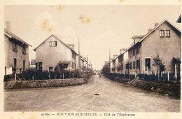 08 - Nouvion Sur Meuse - Cité De L'Espérance - Frankrijk