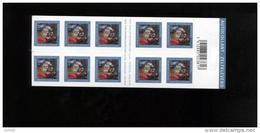 Belgie Boekje Carnet 2004 B47 Xmas 3346 Joint Issue Germany Rubens Noel OCB 55€ !!! - Carnet 1953-....