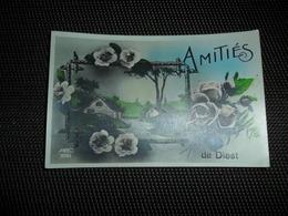 Diest   Amitiés De Diest  1933 - Diest
