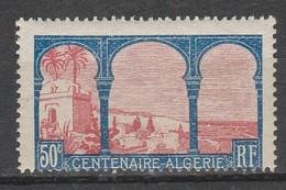 France N° 263** Centenaire Algérie Française - France