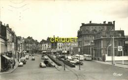 59 Roubaix, Place De La Liberté, Vieux Autocars.... - Roubaix