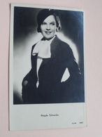 MAGDA SCHNEIDER ( City Film 400 ) Anno 1933 Stamp Haarlem ( Voir Photo ) ! - Femmes Célèbres