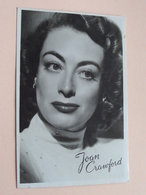 JOAN CRAWFORD ( Warner Bros ) Anno 19?? ( Voir Photo ) ! - Femmes Célèbres