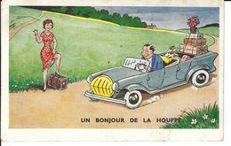 Flobecq - Un Bonjour La Houppe  (voyagé 1962) - Flobecq - Vlösberg