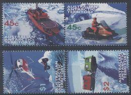 Autralie, Territoire Antarctique : N° 115 à 118 Xx Neuf Sans Trace De Charnière Année 1998 - Australian Antarctic Territory (AAT)