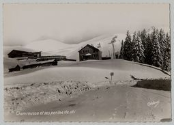 Chamrousse Et Ses Pentes De Ski BE - France