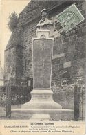 LAMAZIERE BASSE: LE MONUMENT DE LA GRANDE GUERRE - Autres Communes