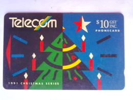 101CO Christmas 1991 - New Zealand