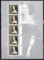 Nederland  2013  Koningin Sophia   Royalty  Sheetlet    Postfris/mnh/sans Charniere - Periode 1980-... (Beatrix)