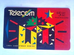 102BO Christmas 1991 - New Zealand