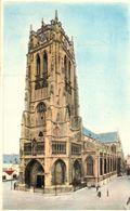 Tongres - Tongeren - CP - Basilique Notre Dame (1955) - Tongeren