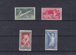 France - Yvert 183 / 86 ** - MNH - Jeux Olympiques De Paris - VIII Ième Olympiade - Valeur 158 Euros - France