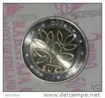 Finland     5   X    2 Euro 2004   Commemorative - Finland