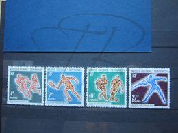 VEND BEAUX TIMBRES DE NOUVELLE-CALEDONIE N° 308 - 311 , XX !!! - Neukaledonien