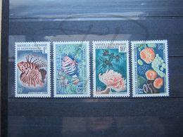 VEND BEAUX TIMBRES DE NOUVELLE-CALEDONIE N° 291 - 294 , X !!! - Neukaledonien