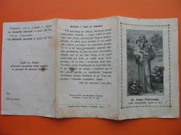 Sveti Anton Padovanski - Devotion Images