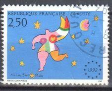 France 1992 - Mi.2924 - Used - Oblitéré - Frankreich