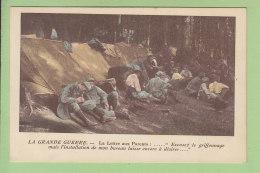 La Grande Guerre, La Lettre Aux Parents. TBE. 2 Scans. Edition Mathière - Guerra 1914-18