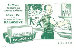 S Pal/ Buvard Savon Palmolive (Format 17 X 11) (N= 2) - Blotters