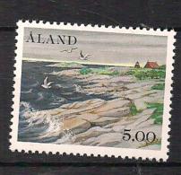 Aland Åland 1985  Rocks, Outer Archipelago Mi 12, MNH(**) - Aland