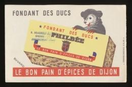 Buvard - Fondant Des Ducs - PHILBEE - P