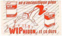 W W/Buvard Wip Nidon Véraline (N= 2) - Buvards, Protège-cahiers Illustrés