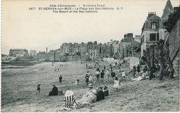 St-Servan-sur-Mer - La Plage Des Bas-Sablons - Saint Servan