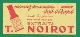 Buvard - Sirops T.NOIROT - Blotters