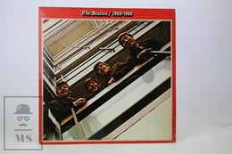 The Beatles: 1962-1966 Double Album - 33 RPM LP -Spanish Ed. Apple Records 1963 - Disco, Pop