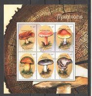 N81 ST.VINCENT NATURE FLORA MUSHROOMS 1KB MNH - Mushrooms