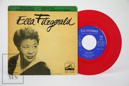 Ella Fitzgerald - 45 RPM Single - La Voz De Su Amo Records - Thou Swell - Discos De Vinilo
