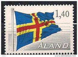 Aland  1984 Flag  Mi 4 MNH(**) - Aland