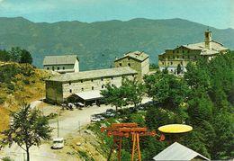 Valmala (Cuneo, Piemonte) Santuario, Panorama, View, Vue, Ansicht - Cuneo