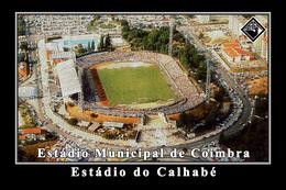 Coímbra (Portugal) Estádio Municipal De Coimbra - Estádio Do Calhabé -Stade Disparu - Coimbra