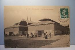 MOULINS    -    Le  Marché  Couvert - Moulins