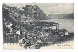 19461 - Gruss Aus Weesen - SG St. Gall