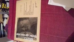 Feuille Volante Poeme Objet Illustre Par Piero Della Francesca  Aragon Le Vrai De Vivre - Poésie