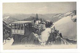 19462 - Der Gipfel Des Piz Languard - GR Grisons