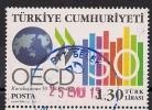 2011  Türkei  Türkiye  OECD Mi. 3880 Used - Europäischer Gedanke
