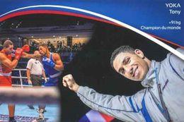 YOKA Tony +91 Kg Champion Du Monde / Sport Olympique FFB - Boxing