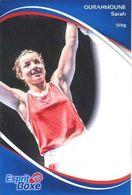 OURAHMOUNE Sarah 51 Kg Boxeuse / Sport Olympique FFB - Boxing