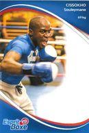 CISSOKHO Souleymane 69 Kg Boxeur / Sport Olympique FFB - Boxing