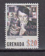 Grenada - CHESS / KARPOV 1990 MNH - Grenada (1974-...)