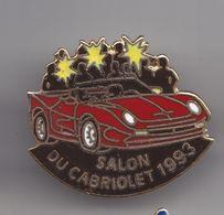 Pin's Salon Du Cabriolet  1993 Réf   3659 - Unclassified