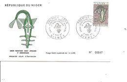 Monnaies - Union Monétaire ( FDC Du Niger De 1967 à Voir) - Monedas
