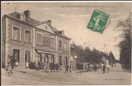 LA RIVIERE THIBOUVILLE ROUTE DE PARIS - France