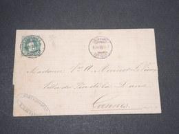 SUISSE - Lettre De Lausanne Pour La France En 1884 - L 13942 - 1882-1906 Armarios, Helvetia De Pie & UPU