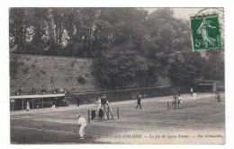 """62 Boulogne Sur Mer     """" Le Jeu De Lawn Tennis """" - Boulogne Sur Mer"""