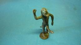 """Bronze SATYRIQUE """" VENIZELOS """" GREC ( Voir 4 Photos Et Descriptif ) - Bronzes"""